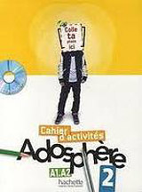 ADOSPHERE 2 CAHIER D´ACTIVITES + CD-ROM