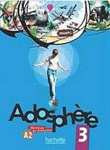 ADOSPHERE 3 LIVRE D´ELEVE + CD