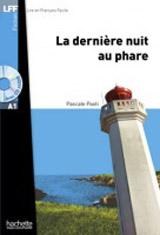 LFF A1 LA DERNIERE NUIT AU PHARE + CD