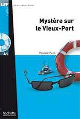LFF A1 MYSTERE SUR LE VEUX PORT + CD