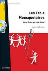 LFF A2 LES 3 MOUSQUETAIRES T1 + CD