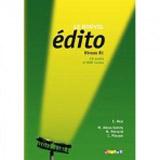 LE NOUVEL EDITO B1 ELEVE + CD + DVD