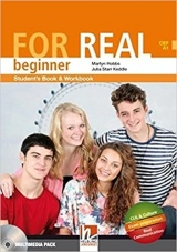 FOR REAL Beginner Student´s Pack (Student´s Book & Workbook + CD-ROM/Audio CD)