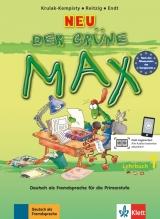 Der grüne Max NEU 1 Lehrbuch