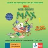 Der grüne Max NEU 1 Audio CD zum Lehrbuch und Arbeitsbuch