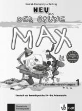 Der grüne Max NEU 1 Lehrerhandreichungen