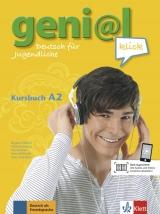 Genial klick A2 Kursbuch mit Audio CDs /2/
