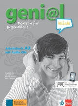Genial klick A2 Arbeitsbuch mit Audio CDs /2/