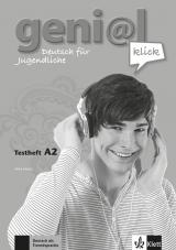 Genial klick A2 Testheft mit Audio CD