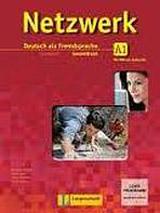 NETZWERK A1 Kursbuch mit Audio CDs /2/ und DVD