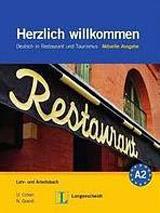 HERZLICH WILLKOMMEN Aktuelle Ausgabe Lehr- und Arbeitsbuch mit Audio CDs /3/