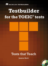 TOEIC Testbuilder Student´s Book with CD