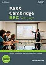 Pass Cambridge BEC Vantage (2nd Edition) Student´s Book