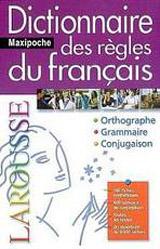 Dictionnaire des regles du français