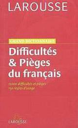 Difficultés et Pieges du français