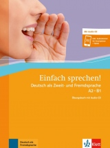 Einfach sprechen! – Übungsbuch + CD
