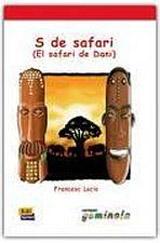Lecturas Gominola S de safari + CD