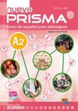 Prisma A2 Nuevo Libro del alumno + CD