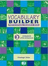 VOCABULARY BUILDER 2 - Photocopiable