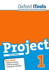Project 1 Third Edition NEW iTOOLS DVD-ROM WITH BOOK ON SCREEN