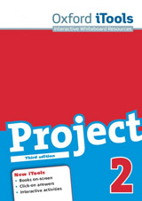 Project 2 Third Edition NEW iTOOLS DVD-ROM WITH BOOK ON SCREEN