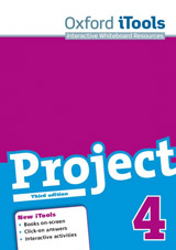 Project 4 Third Edition NEW iTOOLS DVD-ROM WITH BOOK ON SCREEN