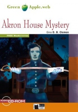 Black Cat Akron House Mystery (Green Apple level 1)