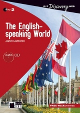 Black Cat The English Speaking World + CD (Reading & Training Discovery Level 2)