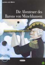 BLACK CAT - Die Abenteuer des Barons von Münchhausen + CD (A2)