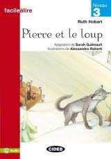 BLACK CAT FACILE A LIRE 3 - Pierre et le loup