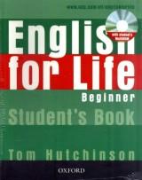 ENGLISH FOR LIFE BEGINNER STUDENT´S BOOK + MULTIROM PACK