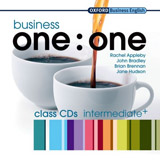 Business one:one Intermediate Audio CDs (2) výprodej