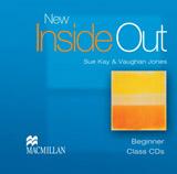 New Inside Out Beginner Class Audio CDs