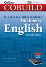 Collins COBUILD Intermediate Dictionary with CD-ROM & Phone App