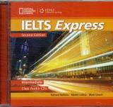 IELTS Express Second Edition Intermediate Class Audio CDs