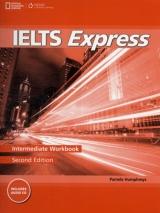 IELTS Express Second Edition Intermediate Workbook + Audio CD