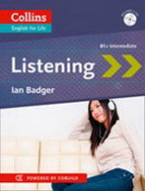 Collins English for Life B1+ Intermediate: Listening with Audio CD