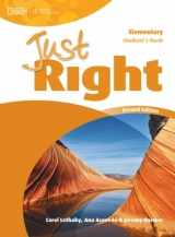 Just Right (2nd Edition) Elementary Student´s Book