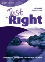 Just Right (2nd Edition) Advanced Student´s Book