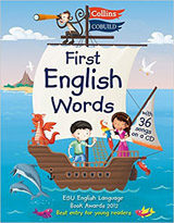 Collins First English Words with Audio CD