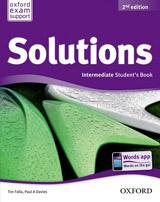 Maturita Solutions (2nd Edition) Intermediate Student´s Book ( International English Edition)