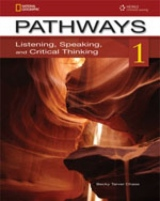 Pathways Listening and Speaking 1 Text with Online Workbook access code
