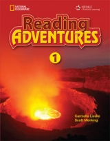 Reading Adventures 1 Student´s Book
