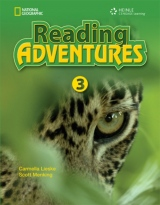 Reading Adventures 3 Student´s Book