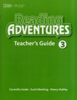 Reading Adventures 3 Teacher´s Guide