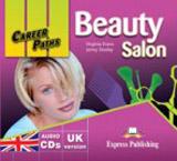 Career Paths Beauty Salon Audio CD
