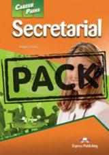Career Paths Secretarial Student´s Book + Audio CD