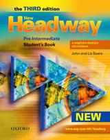 New Headway Pre-Intermediate Third Edition (new ed.) Student´s Book + CZECH WORDLIST