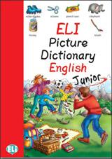 ELI PICTURE DICTIONARY JUNIOR – ENGLISH