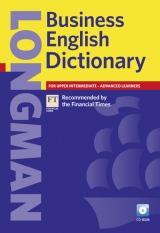 LONGMAN BUSINESS ENGLISH DICTIONARY + CD-ROM